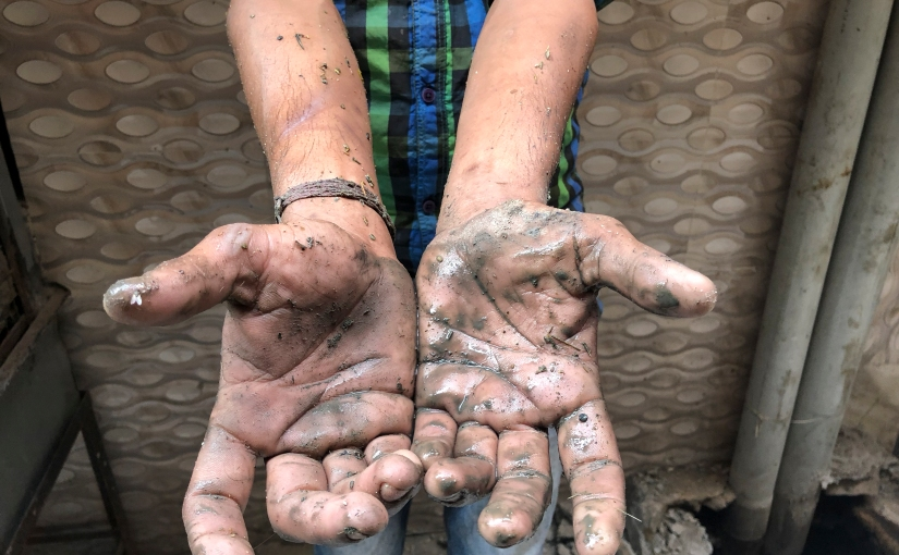 Bare Hands: A struggle for dignity oflabour